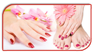 Nail Services at Vinnis Salon